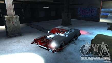 Apocalyptic Mustang Concept (Beta) para GTA 4