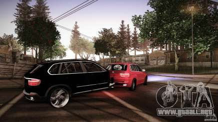 BEAM X5 Trailer para GTA San Andreas
