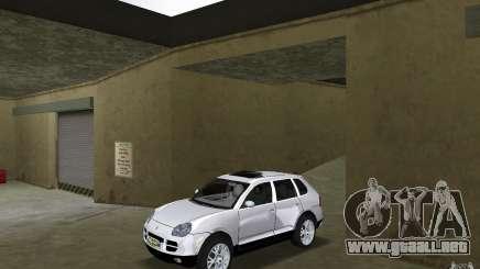 Porsche Cayenne para GTA Vice City
