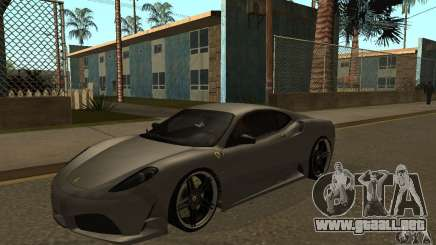 Ferrari 430 Scuderia Novitec para GTA San Andreas
