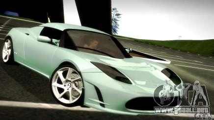Tesla Roadster Sport para GTA San Andreas
