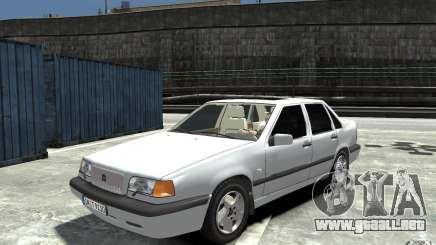 Volvo 850 Turbo 1997 para GTA 4