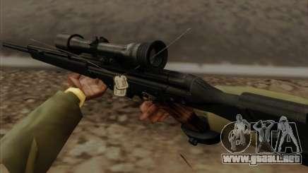 HK PSG 1 para GTA San Andreas