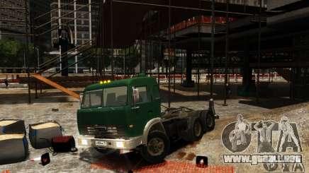 KAMAZ 54115 para GTA 4
