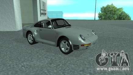 PORSHE 959 para GTA San Andreas
