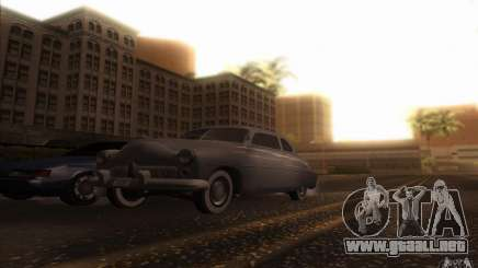 Mercury Coupe 1949 v1.0 para GTA San Andreas