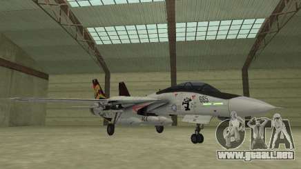 F-14 para GTA San Andreas