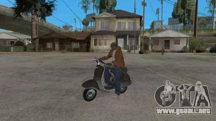 Vyatka VP 150 para GTA San Andreas