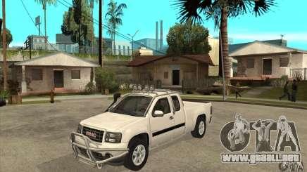 GMC Sierra para GTA San Andreas