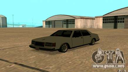 FBI Washington para GTA San Andreas