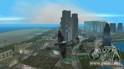 Spitfire Mk IX para GTA Vice City