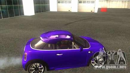 Mini Coupe 2011 Concept para GTA San Andreas