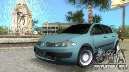 Renault Megane Sedan para GTA Vice City