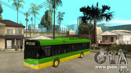 Solaris Urbino 11 para GTA San Andreas