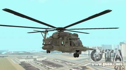 Sikorsky MH-53 para GTA San Andreas