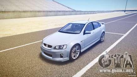 Holden Commodore SS (CIVIL) para GTA 4