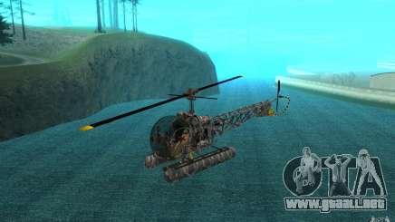 Sea Bell H13 para GTA San Andreas