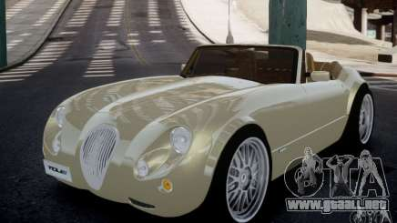 Wiesmann MF3 Roadster Final para GTA 4