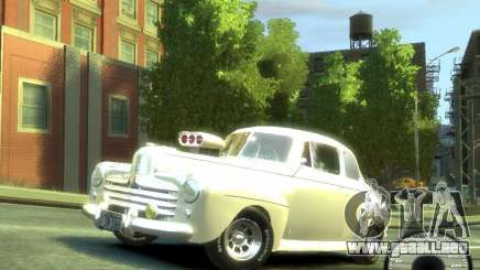 Ford Super Deluxe 1948 para GTA 4
