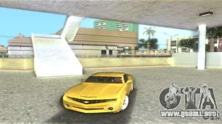 Chevrolet Camaro para GTA Vice City