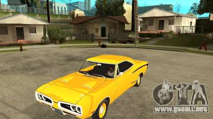 Dodge Coronet Super Bee 70 para GTA San Andreas