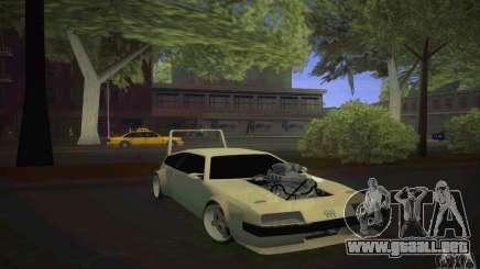 Delorean DMC-12 para GTA San Andreas