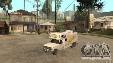 Ford F150 Carvana Dragostei para GTA San Andreas