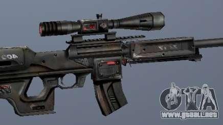Francotirador de lo irreal para GTA San Andreas