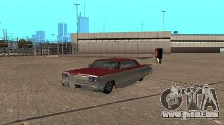 Vudú de GTA 4 para GTA San Andreas