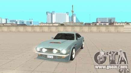 Aston Martin V8 para GTA San Andreas