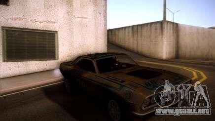 Pontiac Ventura 1971 para GTA San Andreas