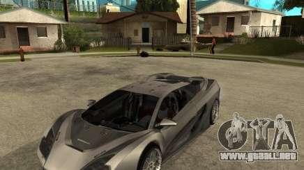 Nemixis para GTA San Andreas