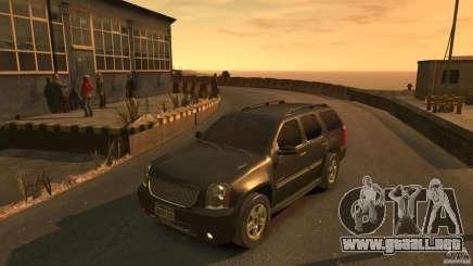 GMC Yukon 2010 para GTA 4