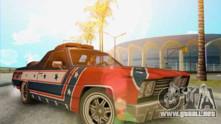 Trailblazer from FlatOut2 para GTA San Andreas