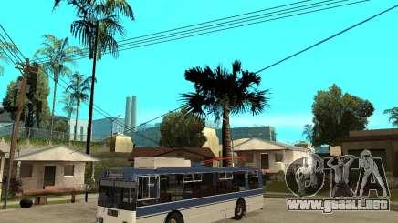 ZiU 52642 para GTA San Andreas