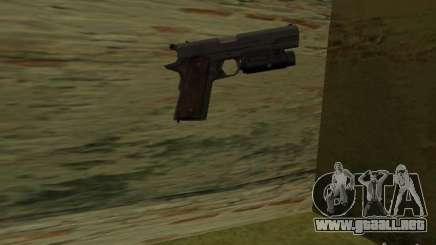 Colt 1911 para GTA San Andreas