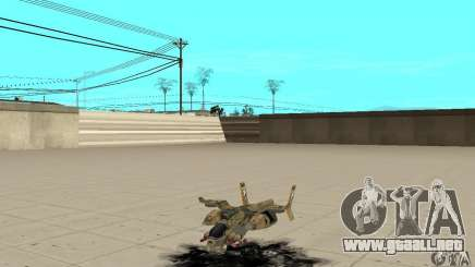 Halcón para GTA San Andreas