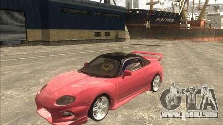 Mitsubishi FTO VeilSide para GTA San Andreas