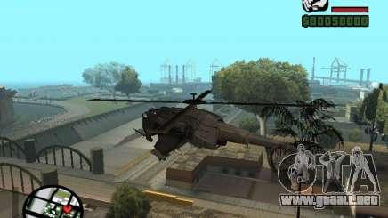 HL 2 VERT v1 para GTA San Andreas