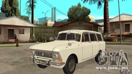 AZLK 427 para GTA San Andreas