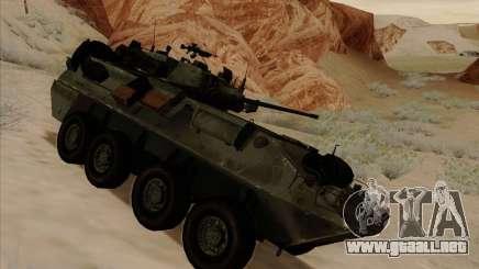 LAV-25 para GTA San Andreas