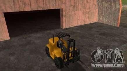 Cargador para GTA San Andreas
