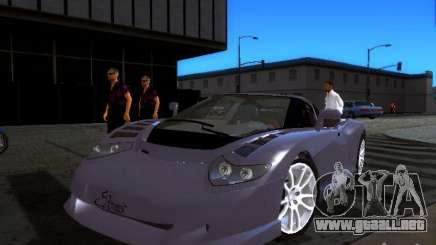 B Engineering Edonis para GTA San Andreas
