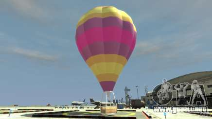 Balloon Tours option 9 para GTA 4