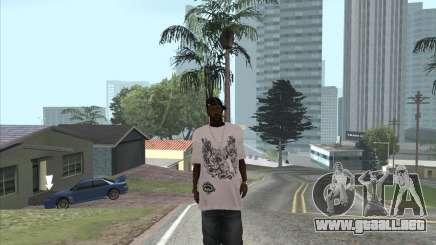 Piel nueva Suite para GTA San Andreas