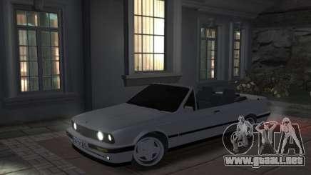 BMW 3-er E30 para GTA 4