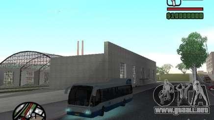 DAF para GTA San Andreas