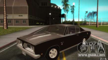 Plymouth Barracuda Formula S para GTA San Andreas
