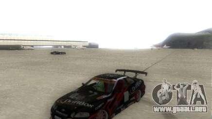 Toyota Soarer JZZ30 para GTA San Andreas