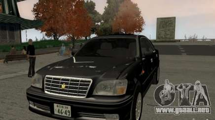 Toyota Crown Majesta S170 para GTA San Andreas